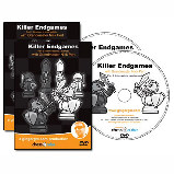 Killer Chess End Games - GM N. Pert - Vol. 1 & 2 - 2 DVDs - 9 Hours