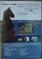 Roman's Lab 5: Rapid & Complete Opening Repertoire Chess DVD