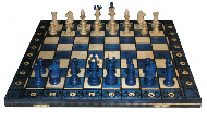 Senator Chess Set - Color Choice -16