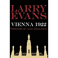 Vienna 1922 Paperback  - by Larry Evans