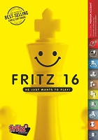 Fritz 16: He just wants to play! (DVD-ROM)