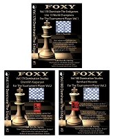 Chess End Game Studies - Foxy 178, 179, 180