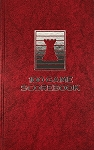 Marble Red Chess Hardcover Scorebook