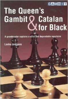 The Queen's Gambit & Catalan for Black - Lasha Jajgava