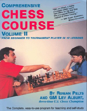 Chess Course Book #2 - Lev Alburt