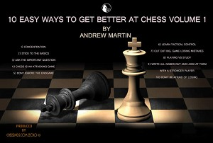 Foxy 114 10 Easy Ways To Get Better at Chess - Vol 1