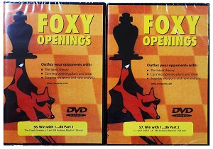 Foxy Openings Series #57 & 58 Complete Win with d6 Part 1 & 2