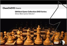Grandmaster Karpov 4 disc Best Games DVD Collection