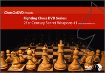 Foxy Chess 59: Combat Chess #2 All Out Attack  Chess DVD