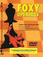 Foxy Chess 011 Beating the Pirc -The 150 Attack - Chess