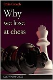 Why We Lose at Chess (Everyman Chess)