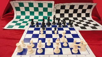 MINI CHESS - Set & Board - Analysis Set