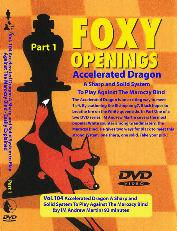 Foxy Chess 104 Accelerated Dragon - play against The Maroczy Bind