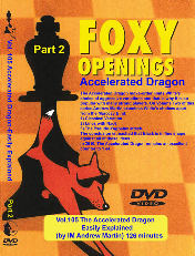 Foxy Vol. 105 Accelerated Dragon