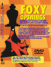 Foxy Chess 107 Beating the Queens Gambit - The Triangle Defence