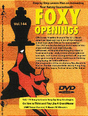Foxy Chess 144 How to Think & Play Like A GrandMaster