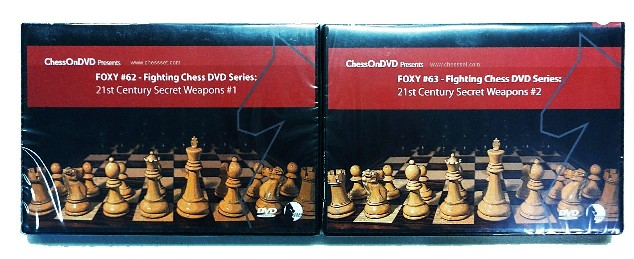 Foxy Chess Vol. 62 & 63  - 21st Century Secret Chess Weapons