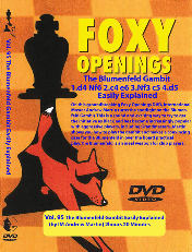 Foxy 95 The BlumenFeld Gambit