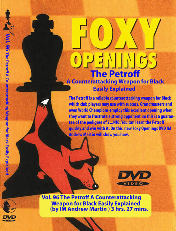 Foxy Chess 096:  The Petroff