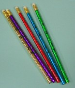 Chess Pencils (Set of 5)