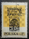 Polish Chess Stamp
