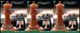 Susan Polgar Mastering the French 3 dvd Set Vols.11,12,13
