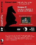 Roman's Lab 41 to 50 10 DVD set:  New Lines & Novelities in Chess