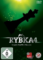 Rybka 4 (PC-DVD) Chess Software Engine