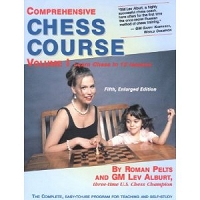 Comprehensive Chess Course Vol I - Lev Alburt