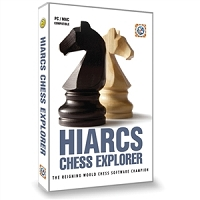 Deep HIARCS Chess Explorer DVD-Rom (PC)