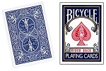 Bicycle Original Rider Back Playing Cards - Blue - Poker