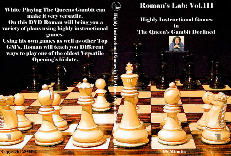 Roman's Chess Download 111: Games  on Queens Gambit Declined