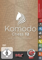 Komodo Chess 12 (PC-DVD)