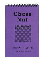 Soft Cover Chess Nut Purple
