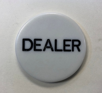 Texas hold'em Dealer Button