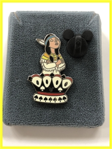 Disney Pin Queen