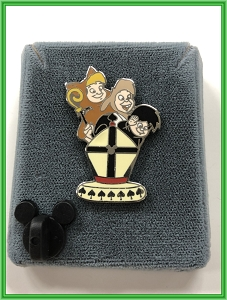 Disney Pin Bishop