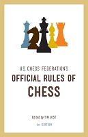 USCF Official Rules of Chess, Sixth Edition