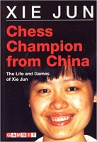 Xie Jun Chess Champion from China