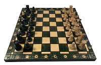 Ambassador Chess Set - 21
