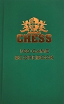Matte Green Chess Hardcover Scorebook