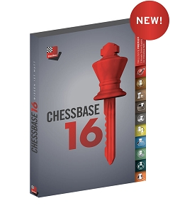ChessBase 16 - Mega Package (PC-DVD) Software