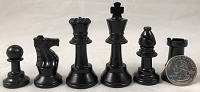 Mini Chess Set - 2 1/2