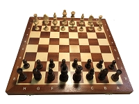 Tournament Chess Set #5- Folding 19