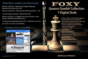 Queen's Gambit Collection (7 Digital DVDs) Download or Disk