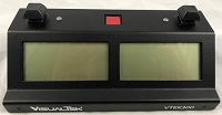 Visual Tek V-TEK-300 Digital Chess Clock - Black