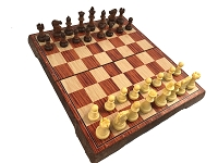 Plastic Folding Travel Chess set