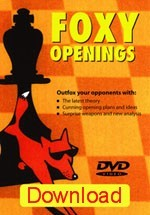 Foxy Digital Download Vol.  85 Part 2 of 5 Train Yourself Chess Course
