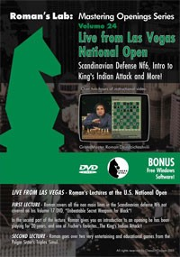 Roman's Chess Download 24: Live from Las Vegas National Open