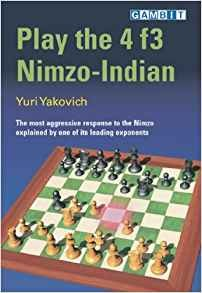 Play the 4 f3 Nimzo-Indian